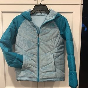 Little Big Kids The North Face Girls Reversible Perseus Jacket